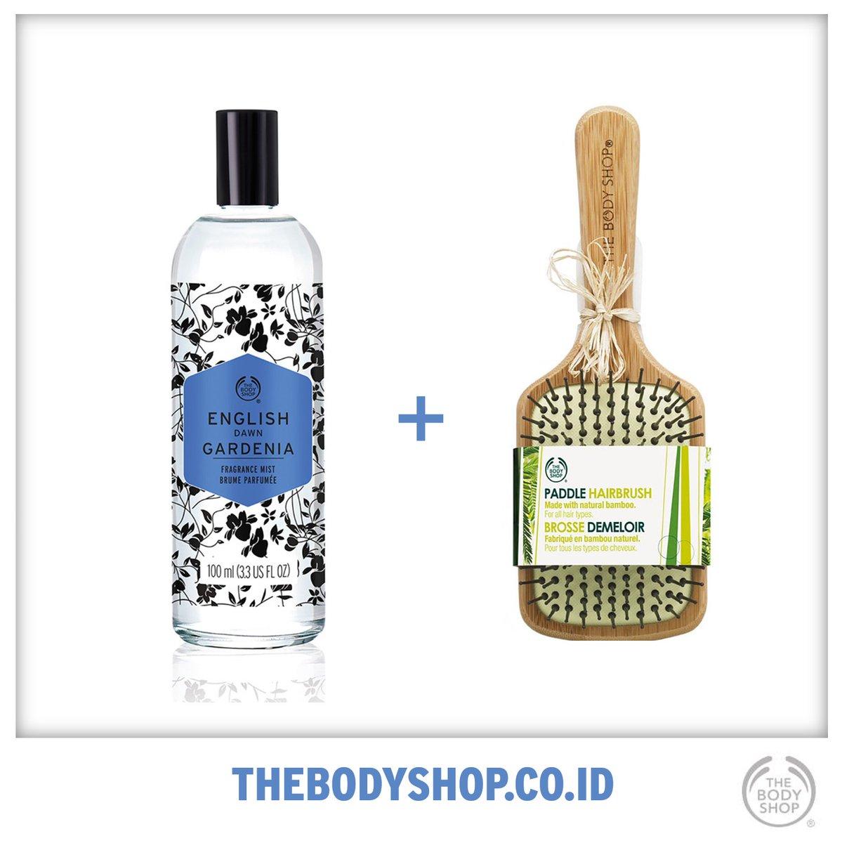 The Body Shop Voyage English Dawn Gardenia Mist 100ml Daftar Fijian Water Lotus Eau De Toilette
