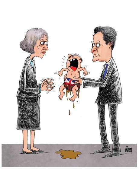 Resultado de imagen de PM May