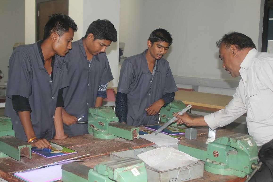 IIT Gandhinagar trains youths from neighboring villages for skills