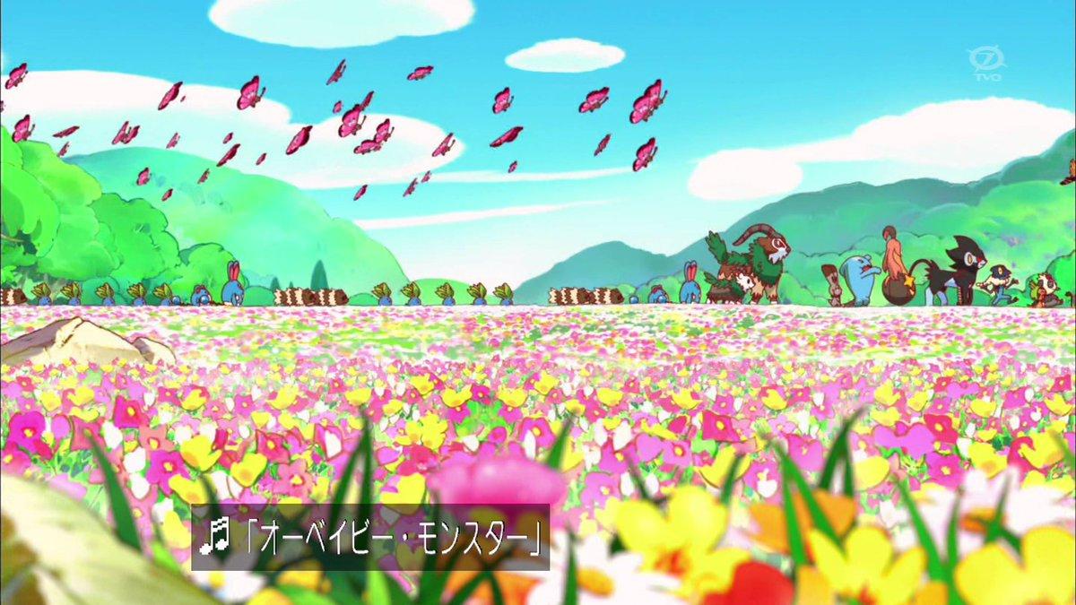 """セレナbot (serena bot) on twitter: """"これが「花は咲く ~アニメ"""