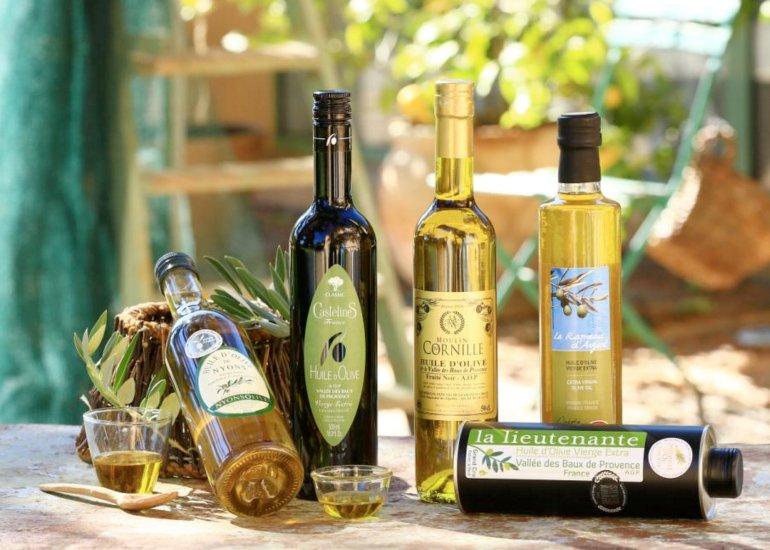 Оливковое масло из Прованса