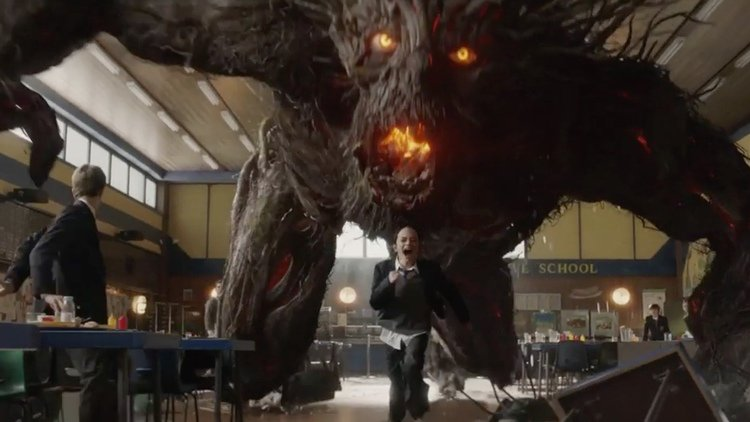 A Monster Calls - Wikipedia