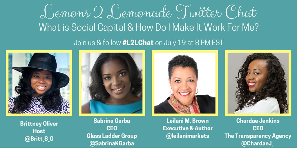 ANNOUNCEMENT: I'm hosting  June's #TwitterChat on 7/19!  Join us & follow #L2LChat https://t.co/iiJJsvHzco https://t.co/yHk5R21K89