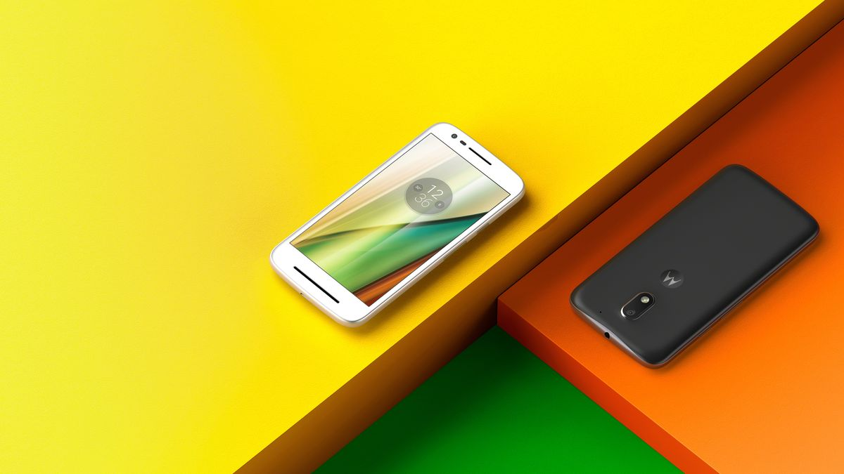 The new Moto E3 has four cores, a 5-inch screen, and Android 6