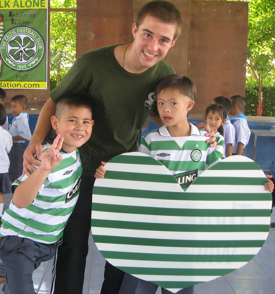 In memory of Reamonn Gormley. Would have been 25 today.