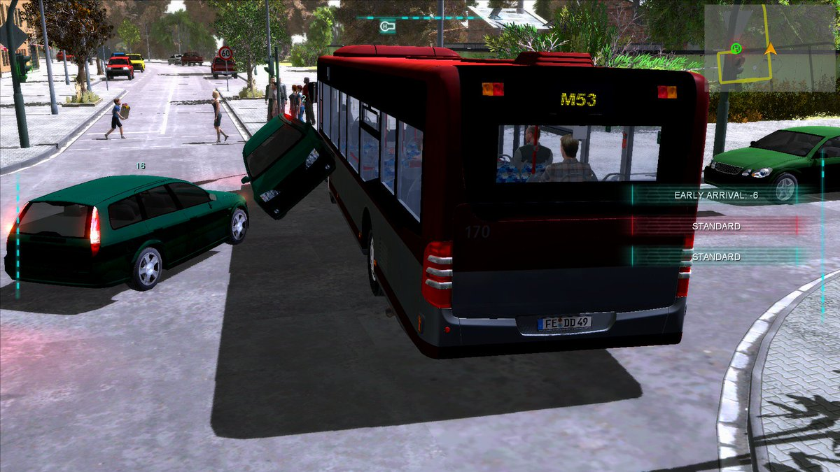 bus simulator 2012 rus  торрент