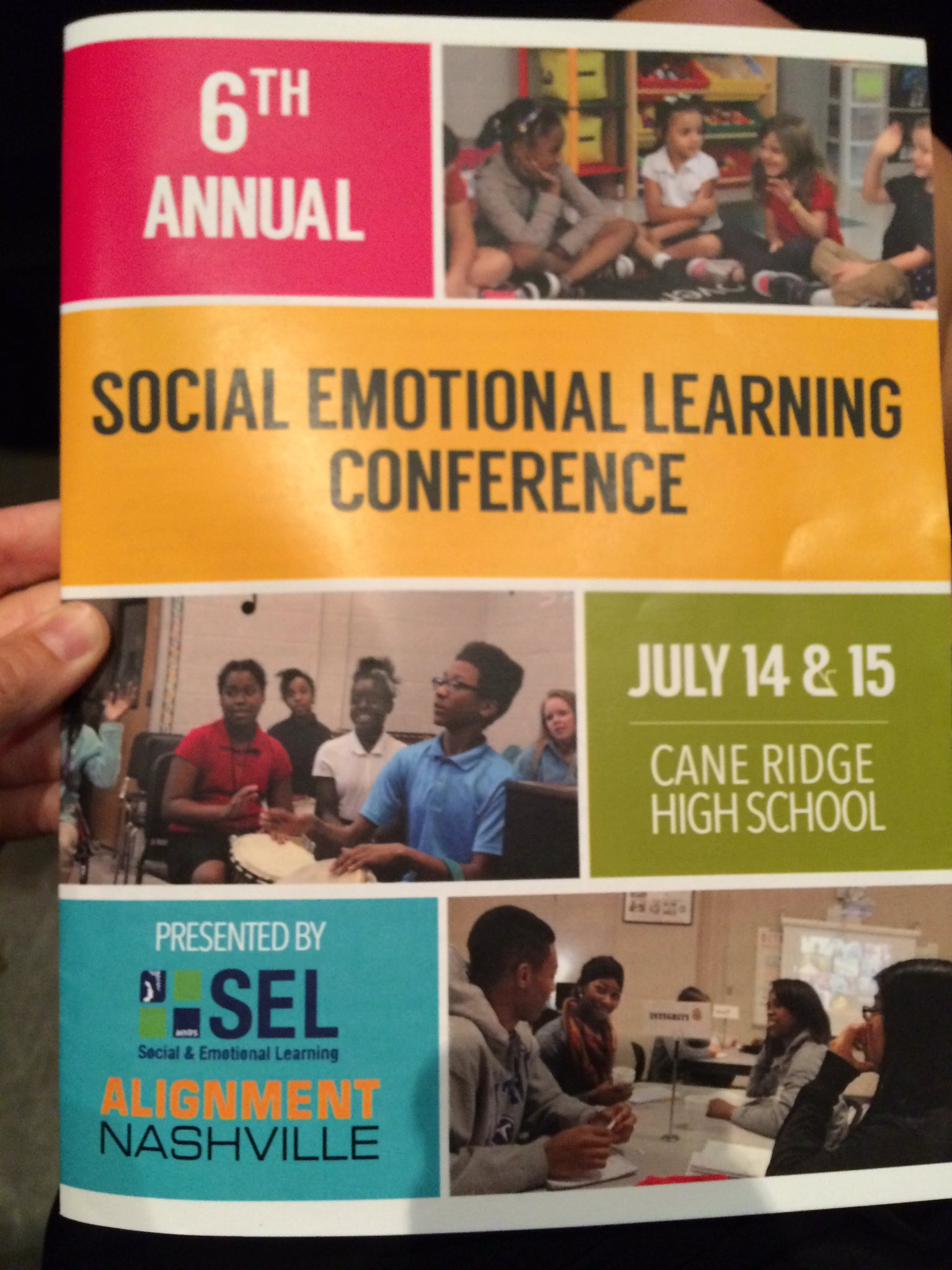 Several F-H staff are at the SEL Conference today learning how to better support our students!#selconference https://t.co/2DFVox5CDq