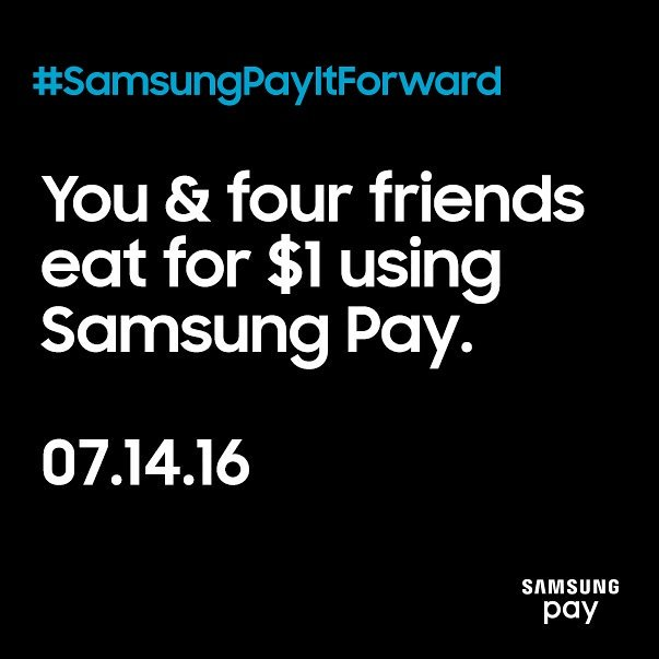 G1 8th Avenue 16/17 G2 Madison /53 #SamsungPayItForward ONLY @ G1 #ComeToTheCheeseYo https://t.co/yP59zwA68o