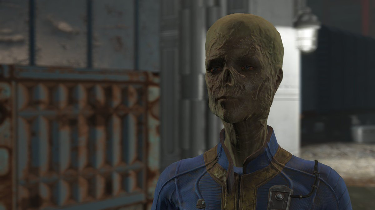 how to get cleared status fallout 4