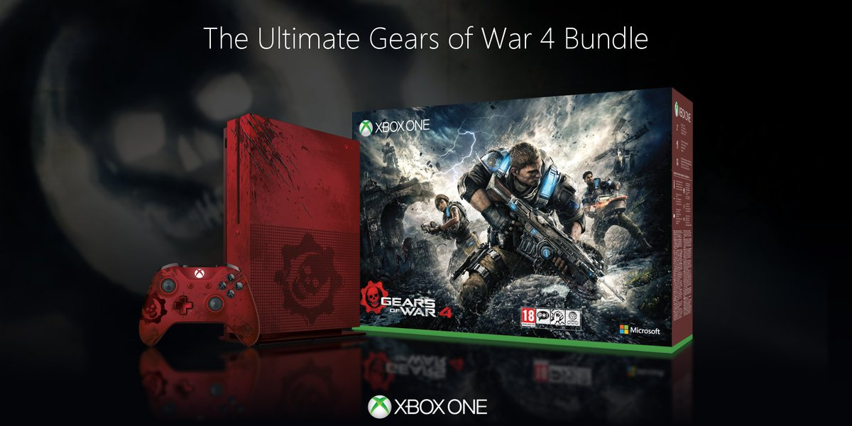 xbox uk on twitter get early access to gears of war 4 with the the