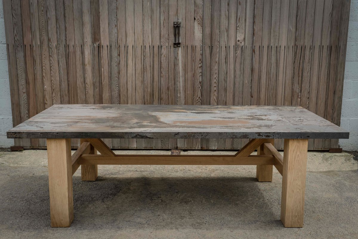 cosentino uk and ie on twitter we this amazing outdoor table by field house logs pefectly. Black Bedroom Furniture Sets. Home Design Ideas