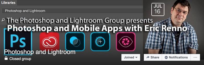 Free #Photoshop and Adobe Apps Webinar https://t.co/A6TYdagwJW https://t.co/first8YaWG