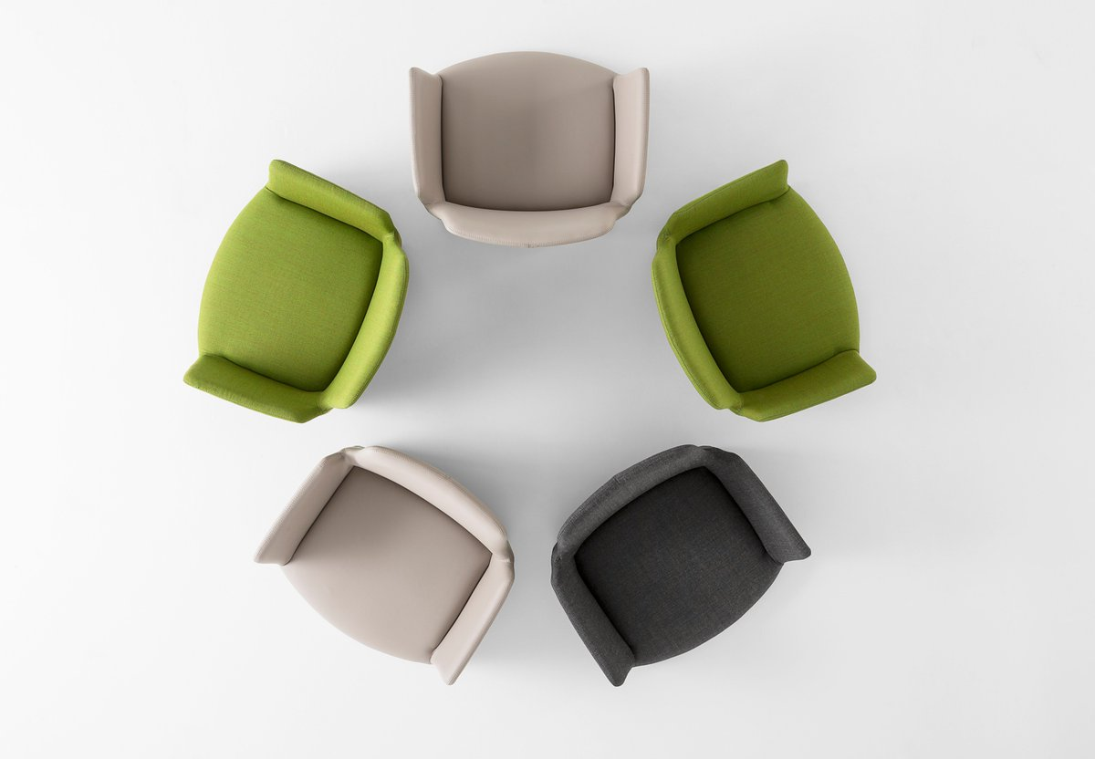 Our Altea chairs looking fantastic in these beautiful upholstered colors! - https://t.co/0zAv86vJjA #Furniture