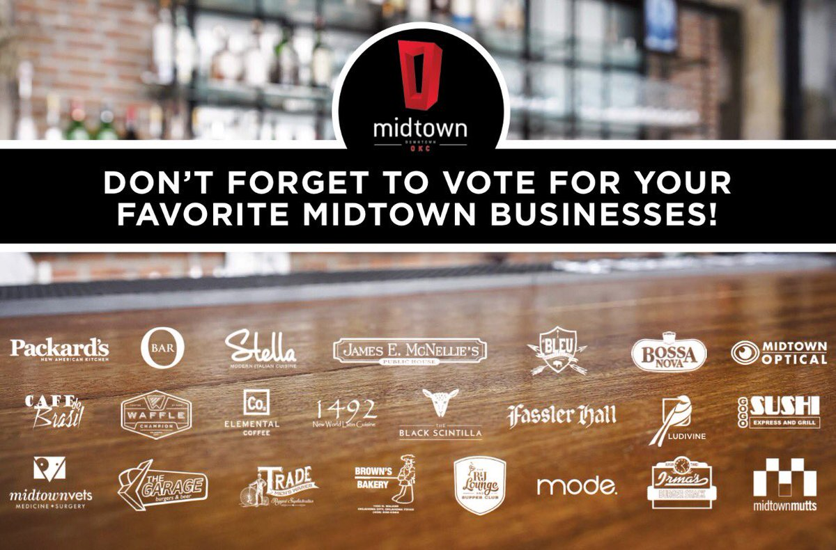 Proud of all the @midtown_okc #BestOfOKC finalists! Grab an @okgazette or vote online: https://t.co/gPArGX9JSw https://t.co/UlFxMvKLJV