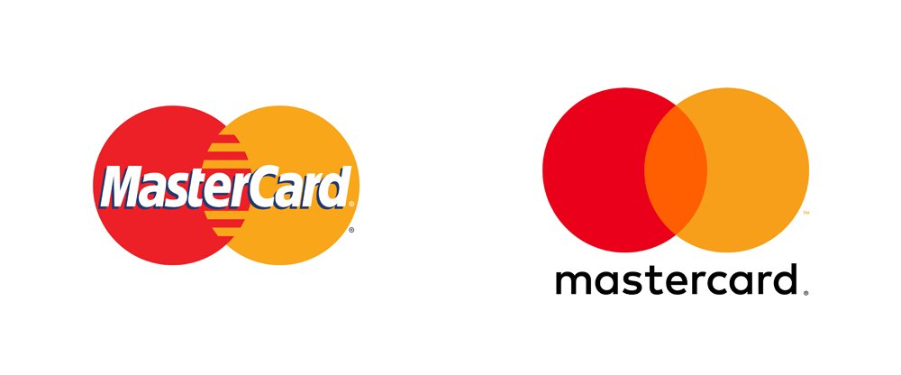 Today on Brand New: New Logo and Identity for @MasterCard  by @pentagram https://t.co/glauQZq2Fi https://t.co/iSpP1IcwSM