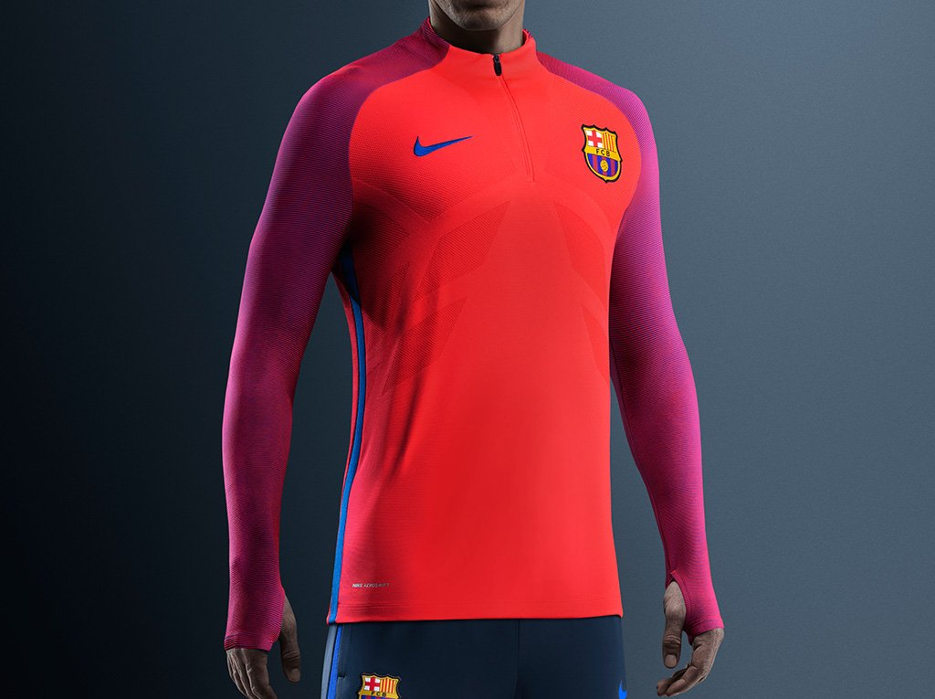 buy online cdc50 8f150 barcelona training jacket 2016