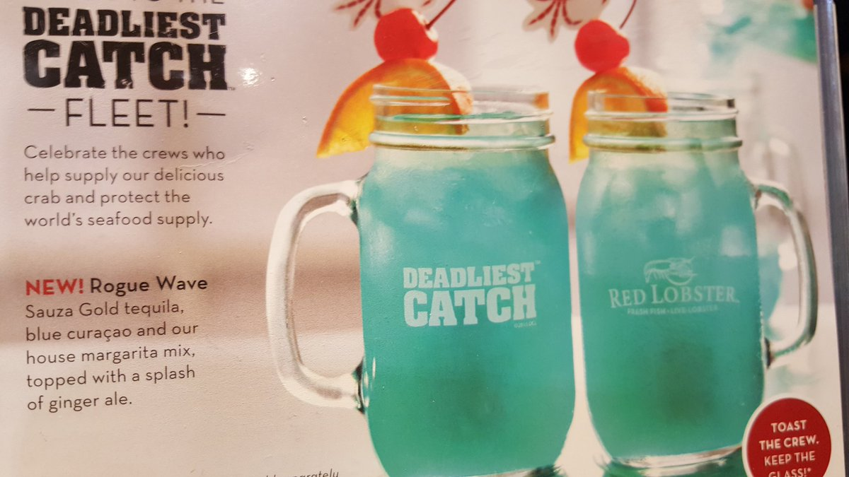 Red Lobster Lincoln Ne Ron Mayhew On Twitter Quotdeadliestcatch Captjohnathan Redlobster