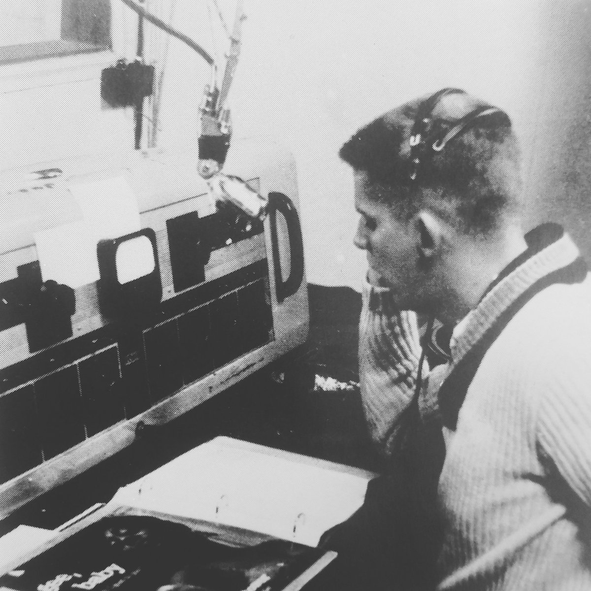 #TBT Did you know CCM started the first collegiate broadcast dept. in the country, offering radio courses in 1936? https://t.co/ITlpSxn9kT