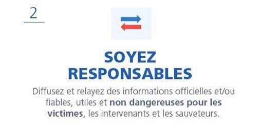 🔴🔴 Ne propagez pas de rumeurs ni de photos de victimes. Respectez les consignes officielles de confinement #Nice https://t.co/O9Gz5dt3lw