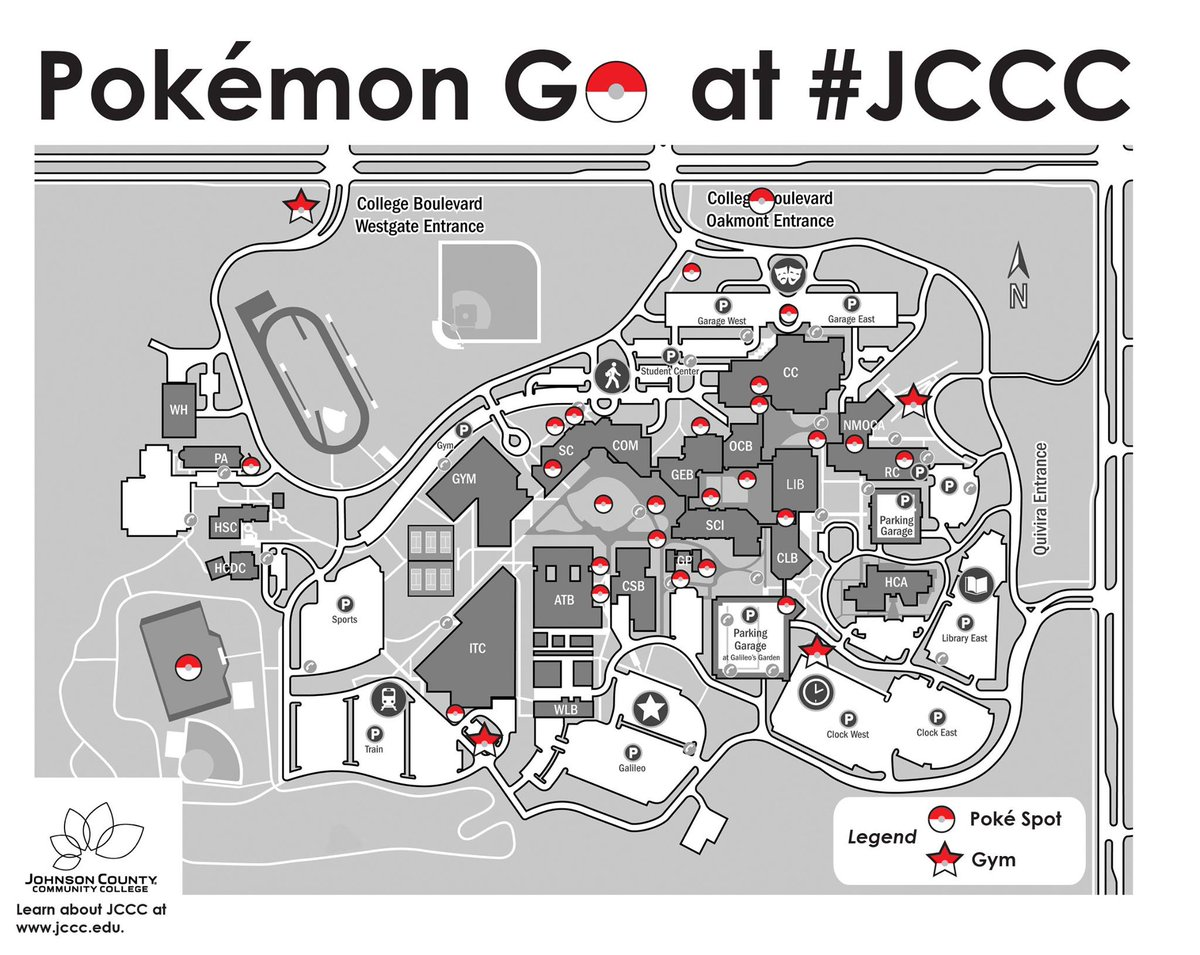 Johnson County Community College Campus Map.Johnson County Community College On Twitter Here S A Map Of 20
