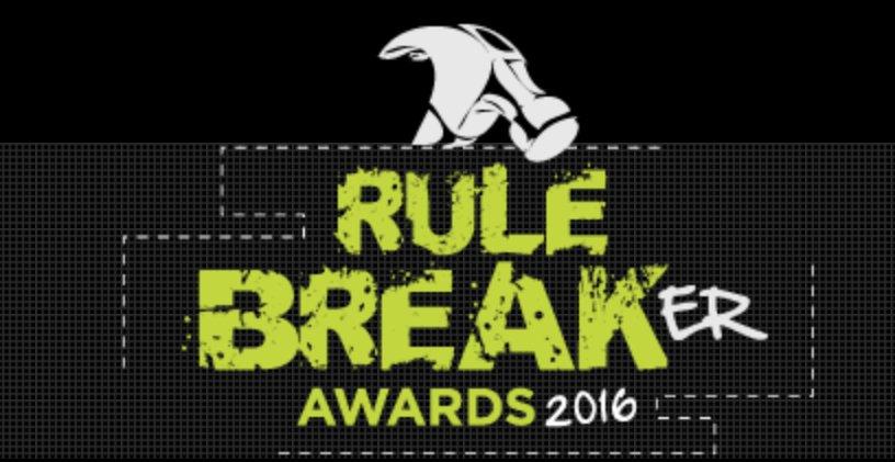 Rule Breaker Award