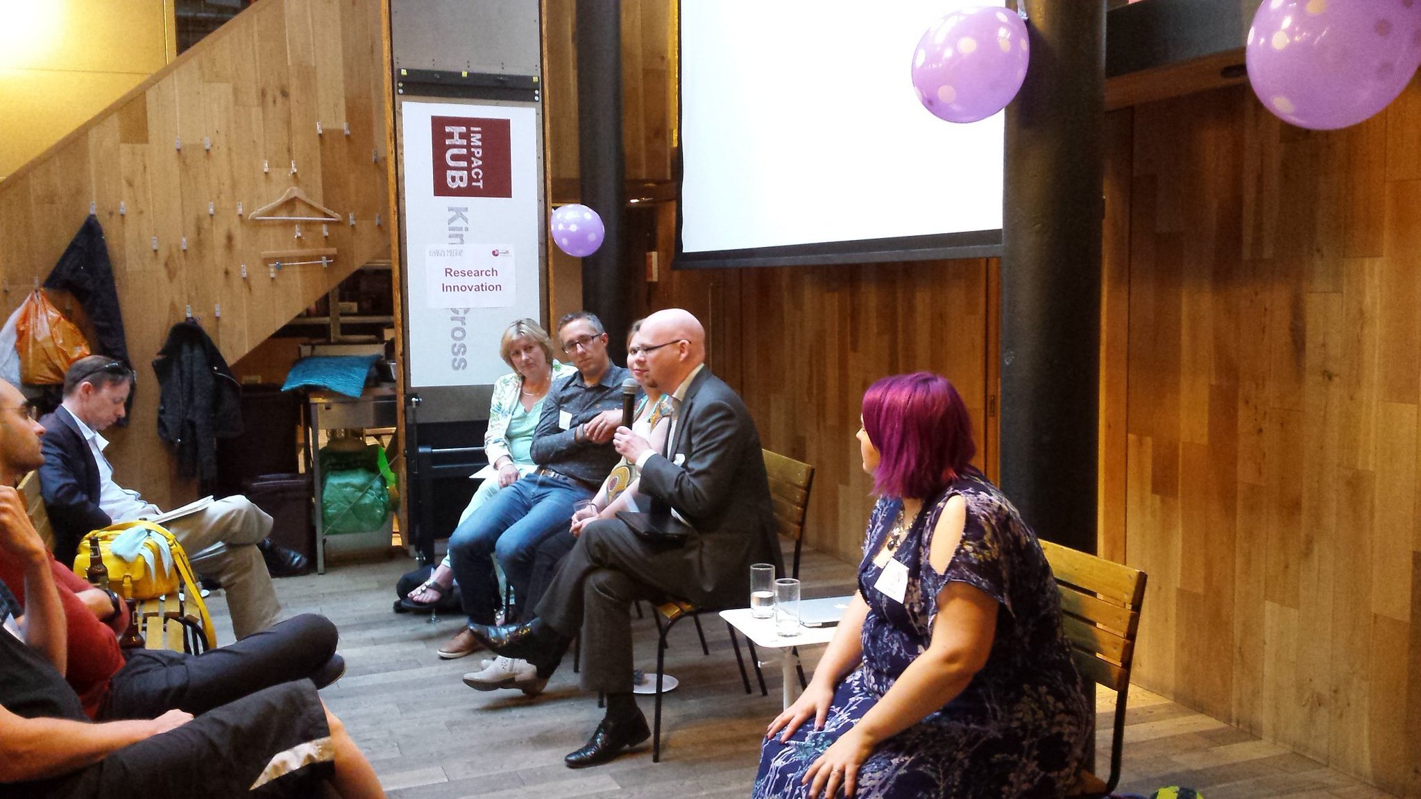 """If you're telling stories about your charity, start with WHY!"" says @billjking #charitymeetup https://t.co/lDgpAXTvzj"