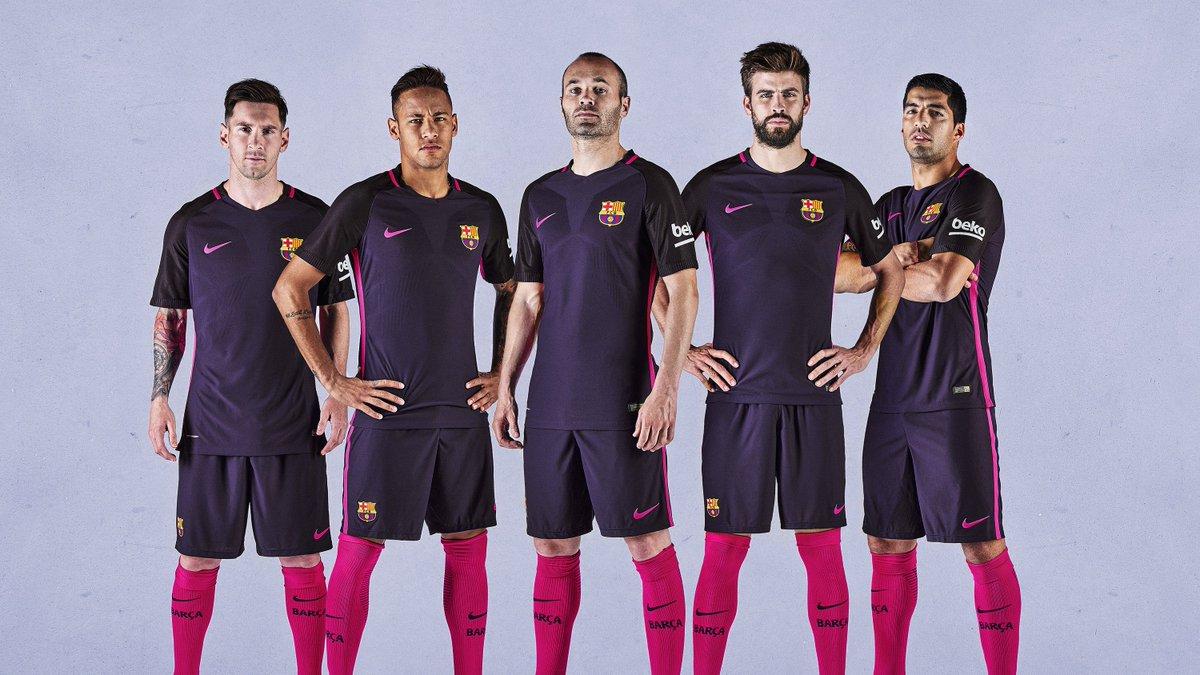 ac891988b74 Fc Barcelona 2016 17 Season - Querciacb