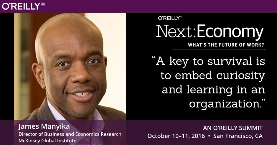 #NextEconomy's lineup features industry leaders including James Manyika  @McKinsey_MGI: https://t.co/51pTZjB7K0 https://t.co/6VHTOhXKGr