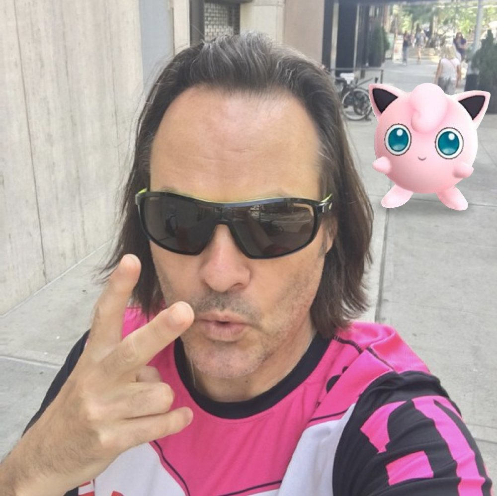 T-Mobile Is Giving Customers a Year of Free Data to Play Pokemon Go