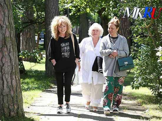 Алла пугачёва и её дети фото новое 2017