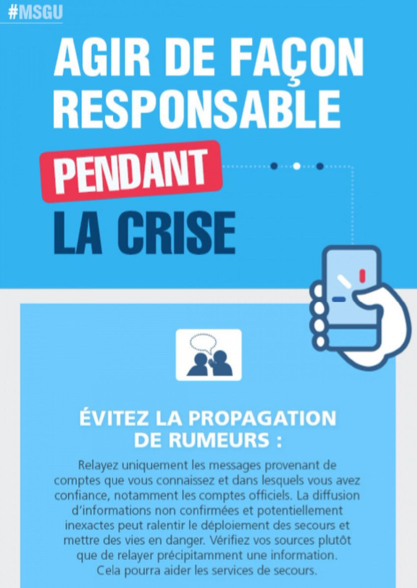 #Nice Relayez uniquement les messages provenant de comptes officiels >> https://t.co/ATSgLbTsAj