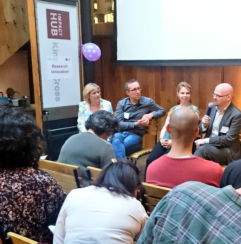 Thank you to the phenomenonal panel @billjking @MsMandyJ @gagliani @jamieparkins - amazing insights #charitymeetup https://t.co/ReBAXs3NHL