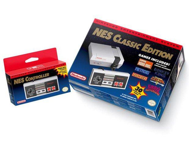 A @nintendoamerica revive o clássico Nintendinho, o NES Classic Edition. O preço? US$ 60 https://t.co/MNQfCn9kSb https://t.co/lvDrekmgF3