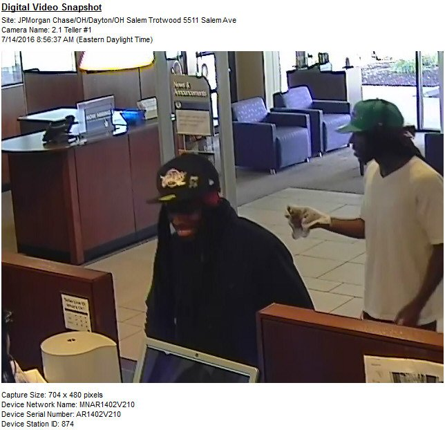 Trotwood Police Release Surveillance Images From Thursday Morning