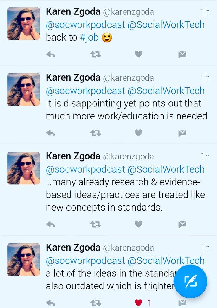 Tonight's #MacroSW conversation starting a little early ;-) @karenzgoda @SocialWorkTech https://t.co/B4jZ8VwFv3