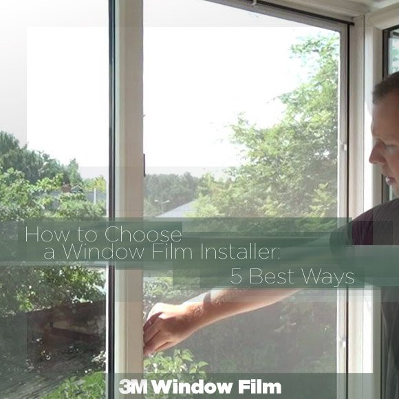 How to Choose a Window Film Installer: 5 Best Ways https://t.co/NTkjQm47NN #windowfilm https://t.co/ZbL2fJ0Lbq
