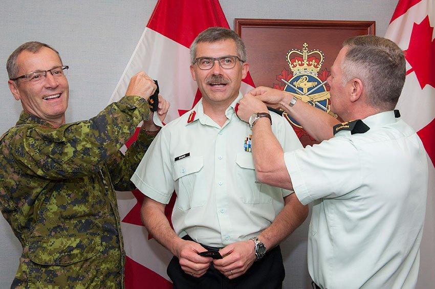 Возглавлять канадскую армию назначили украинца