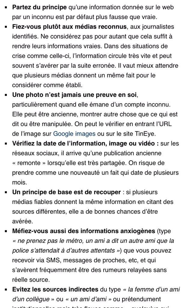 #nice #nice06 quelques conseils pour éviter de relayer des rumeurs et des intox https://t.co/Jb6E66Ov62