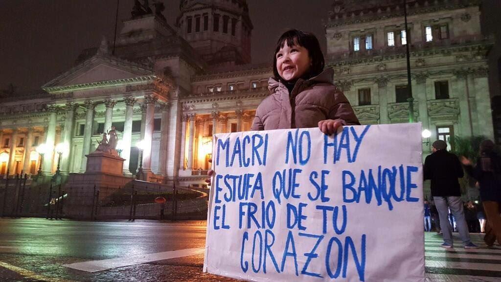 Mauricio Macri enfrenta sua primeira grande crise de Governo