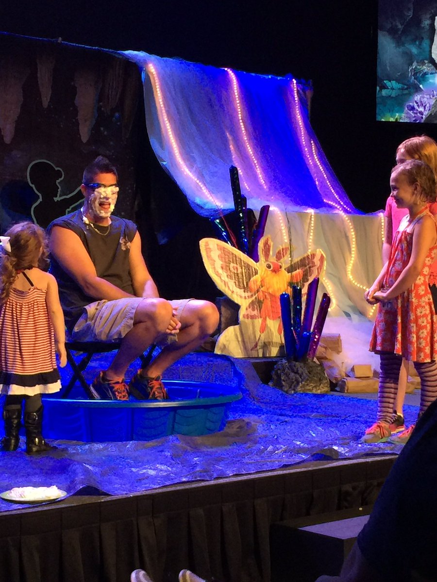 Awesome time @TheFellowshipcc #MJ #VBS #GodIsGood @RebeccaRaines05 https://t.co/IJ4Lyd95la