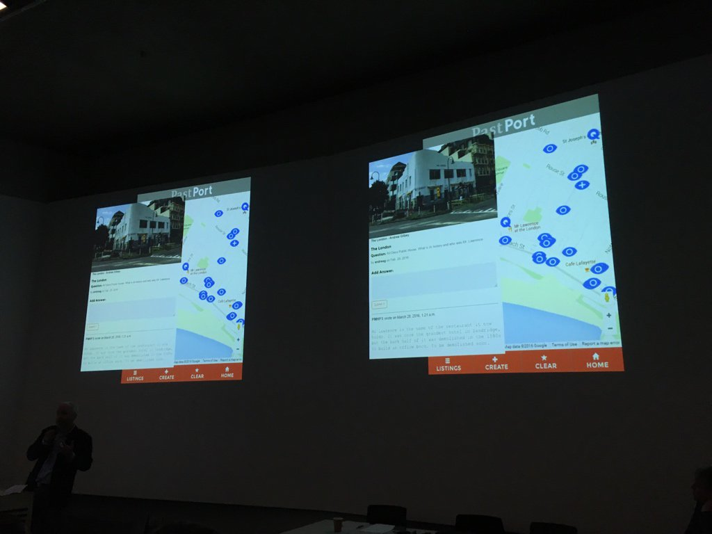 Citizen Heritage aggregating community-generated content re local places in Port Melb, eg London Hotel #digitalGLAM https://t.co/PWXXPyxPk8