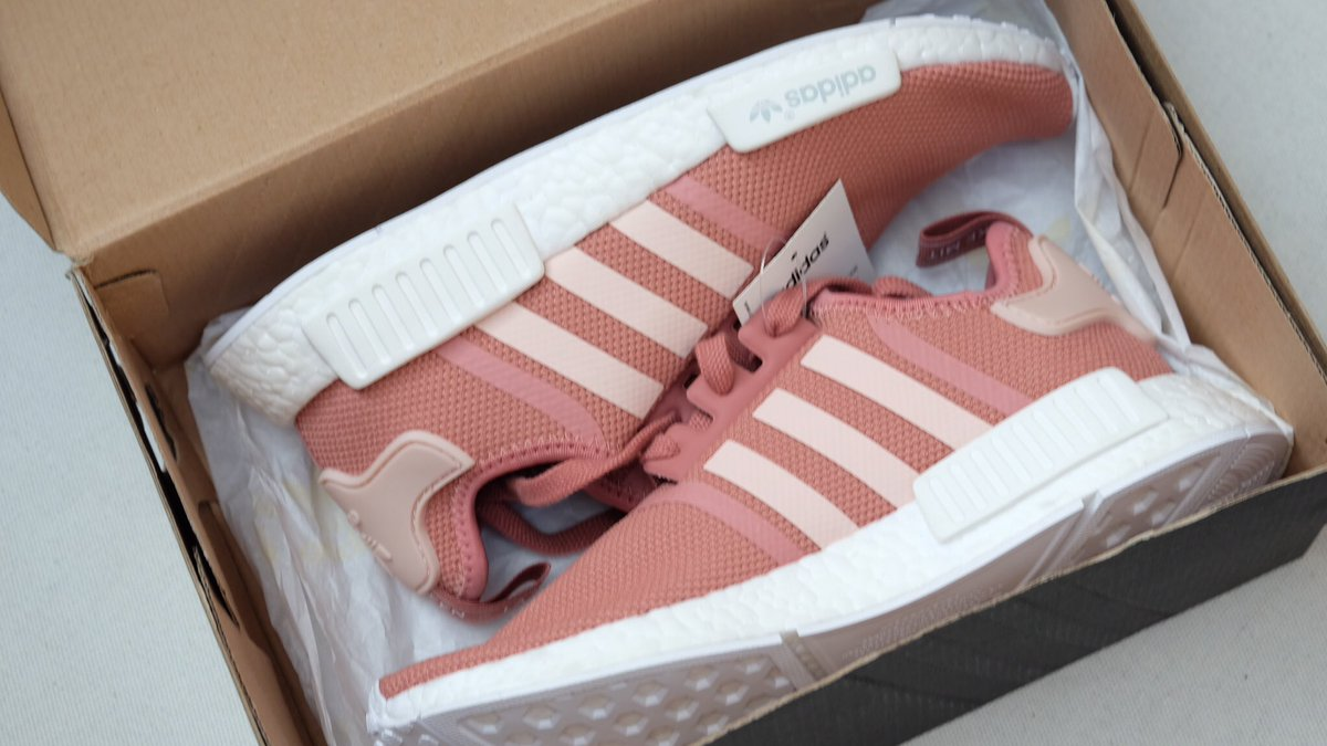 Adidas Nmd r 1 Primeknit Salmon 's New (Clothing \\ u0026 Shoes) in San
