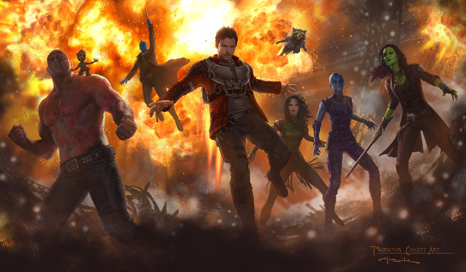 [En cartelera] Guardians of the Galaxy Vol. 2 CnYmHjHUkAACAzh