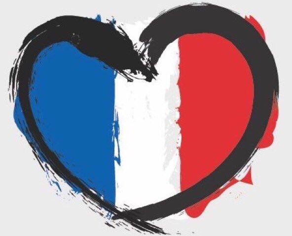 Le coeur du Tour bat pour Nice. #NousSommesUnis