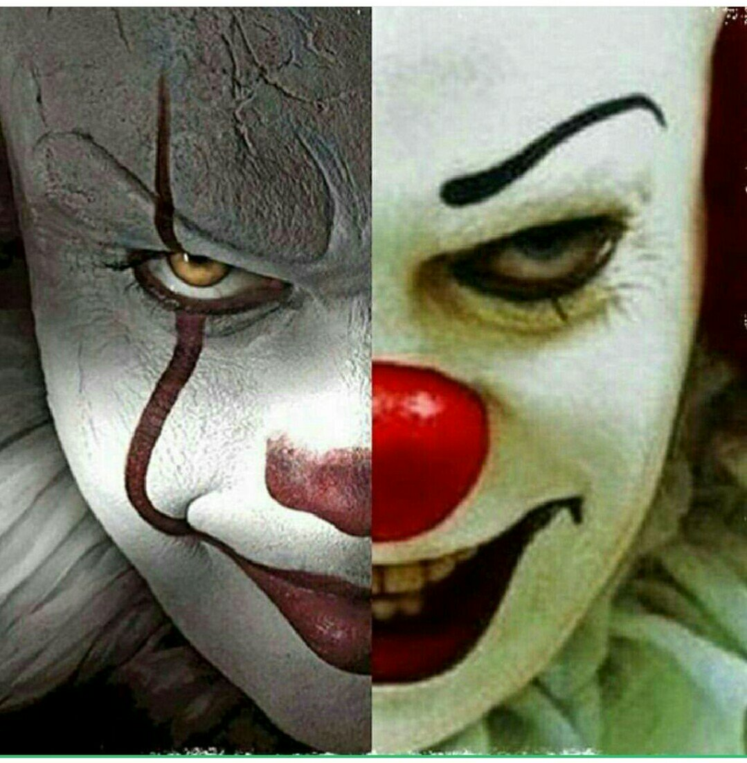 Stephen King On Twitter Quot Pennywise 2017 1990