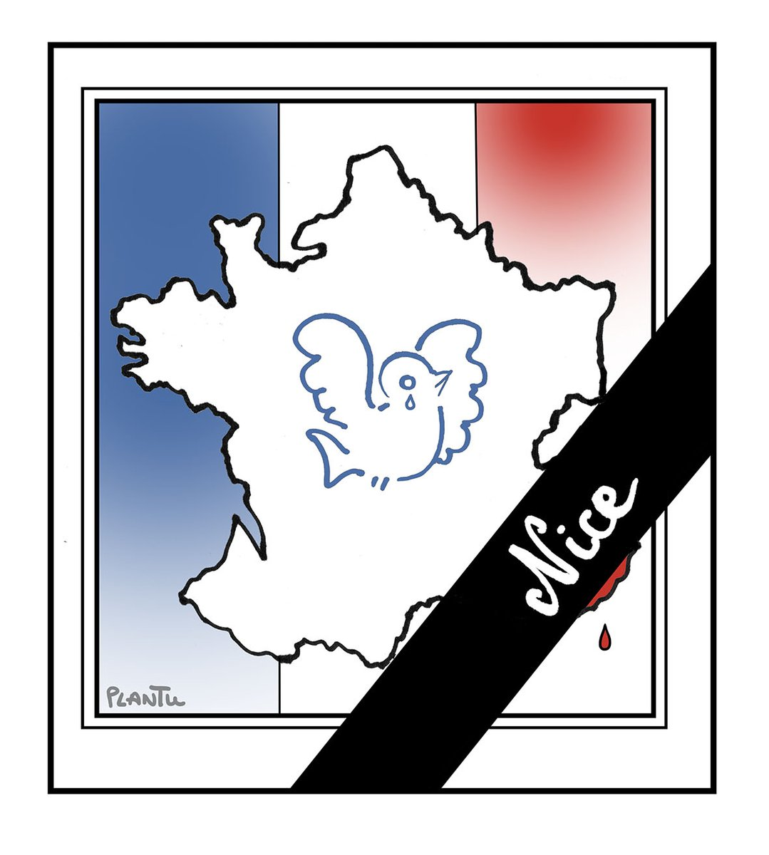 All our thoughts are with the victims of Nice and their loved ones. #unitedingrief https://t.co/aoCzZv64AA