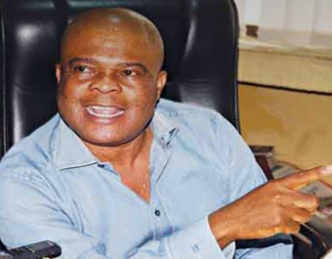 PDP has suspended former Chairman of the party in Anambra State, Ken Emeakayi for a period of four years. His suspension is with immediate effect.
