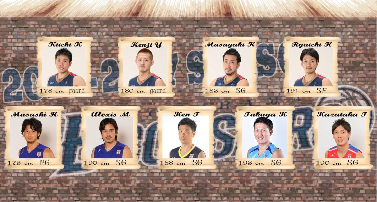 B.LEAGUE 2016-17 Season YOKOHAMA B-CORSAIRS #Bリーグ横浜 #ビーコル  #gobcor