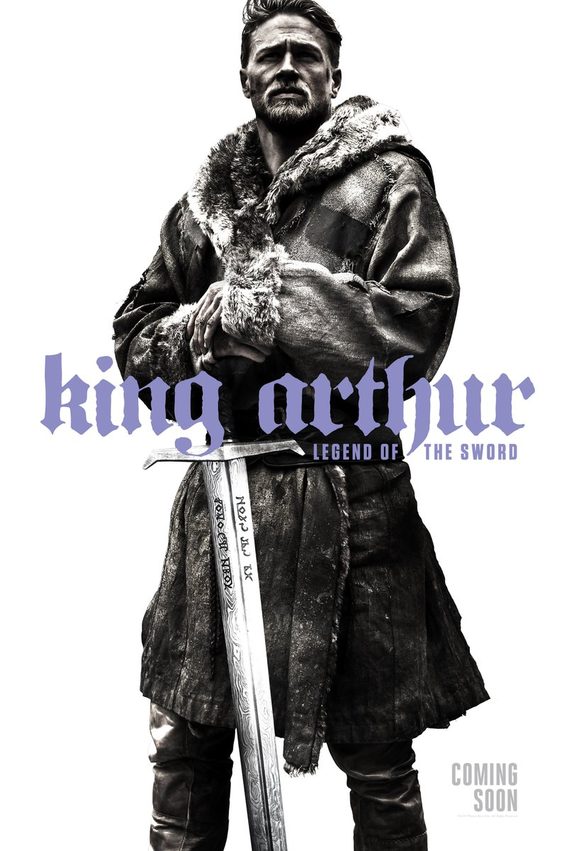 Knights of the Round Table: King Arthur                      Cn_FOrOWYAAhQsE