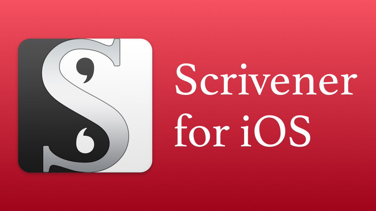 Looking to learn about @ScrivenerApp for iOS this weekend? Check out https://t.co/pV9adVIQbg  #Scrivener . https://t.co/EKqFt2oIrM